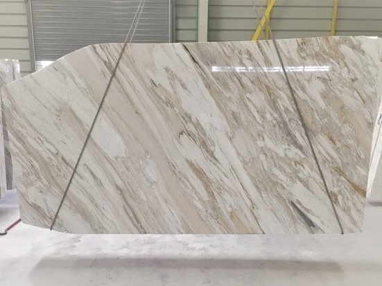 Volakas Marble Slabs Polished
