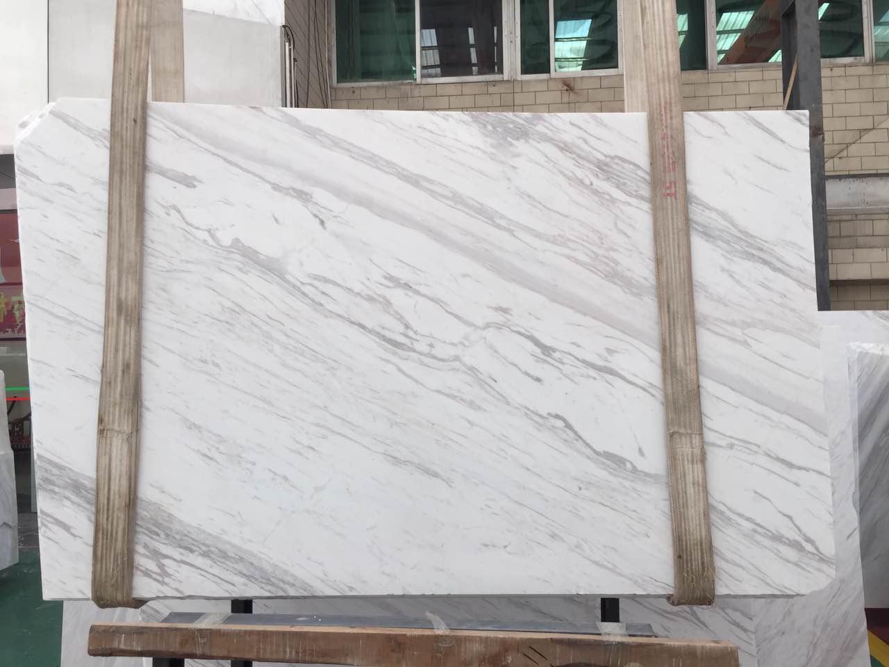 Volakas whtie Marble slabs