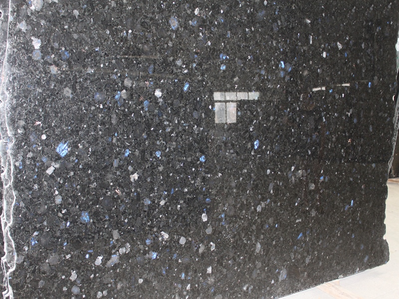 Volga Labrado Blue Granite Galactic Blue Azul Galactic Granite Slabs