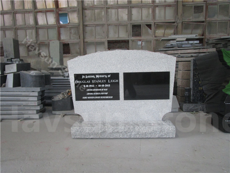 Granite Aussie Headstone Tombstone Monument