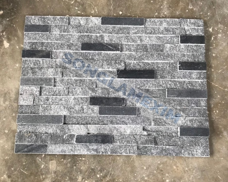 Grey Marble Wall Cladding Panel