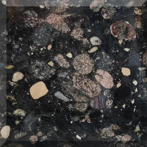 Water Pebble Granite