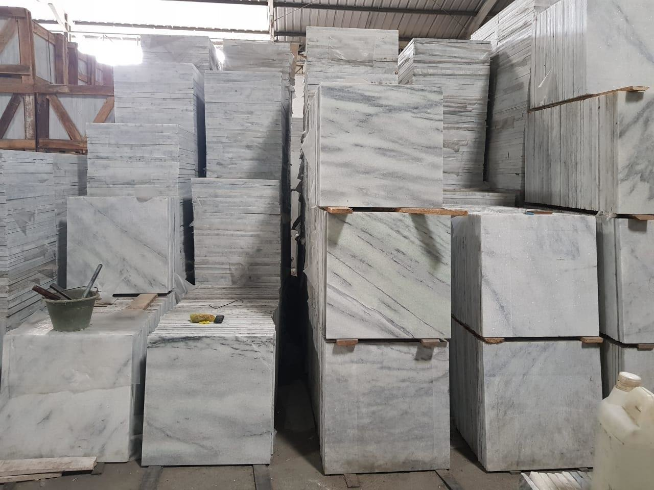 Bali White Marble Tiles Snow White Tiles & Slabs