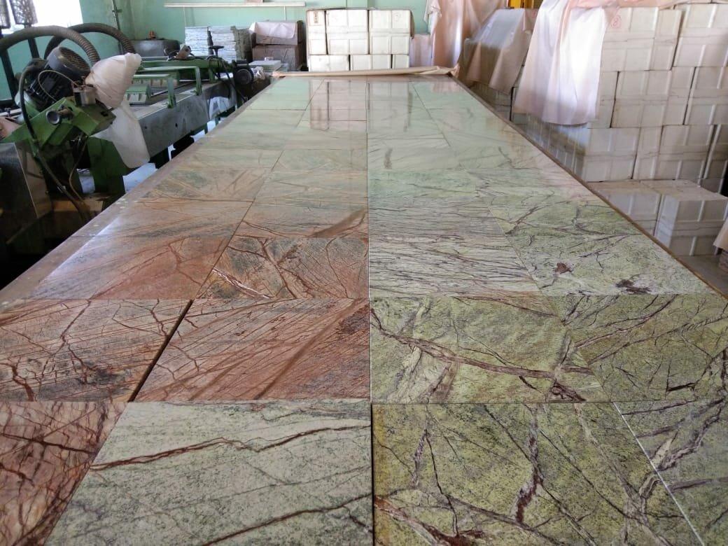 Bidasar Marbleb Tiles Indian Polished Marble Tiles