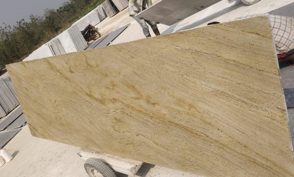 Sand Dew Granite Slabs