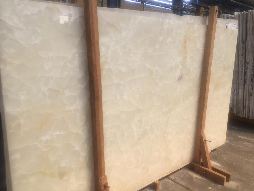 Persian white Onyx