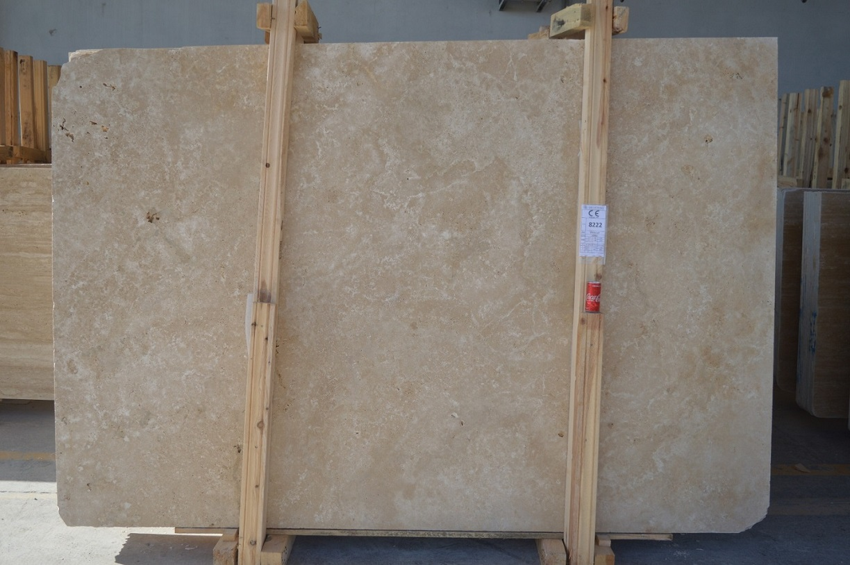 Crosscut Classic Travertine Slabs