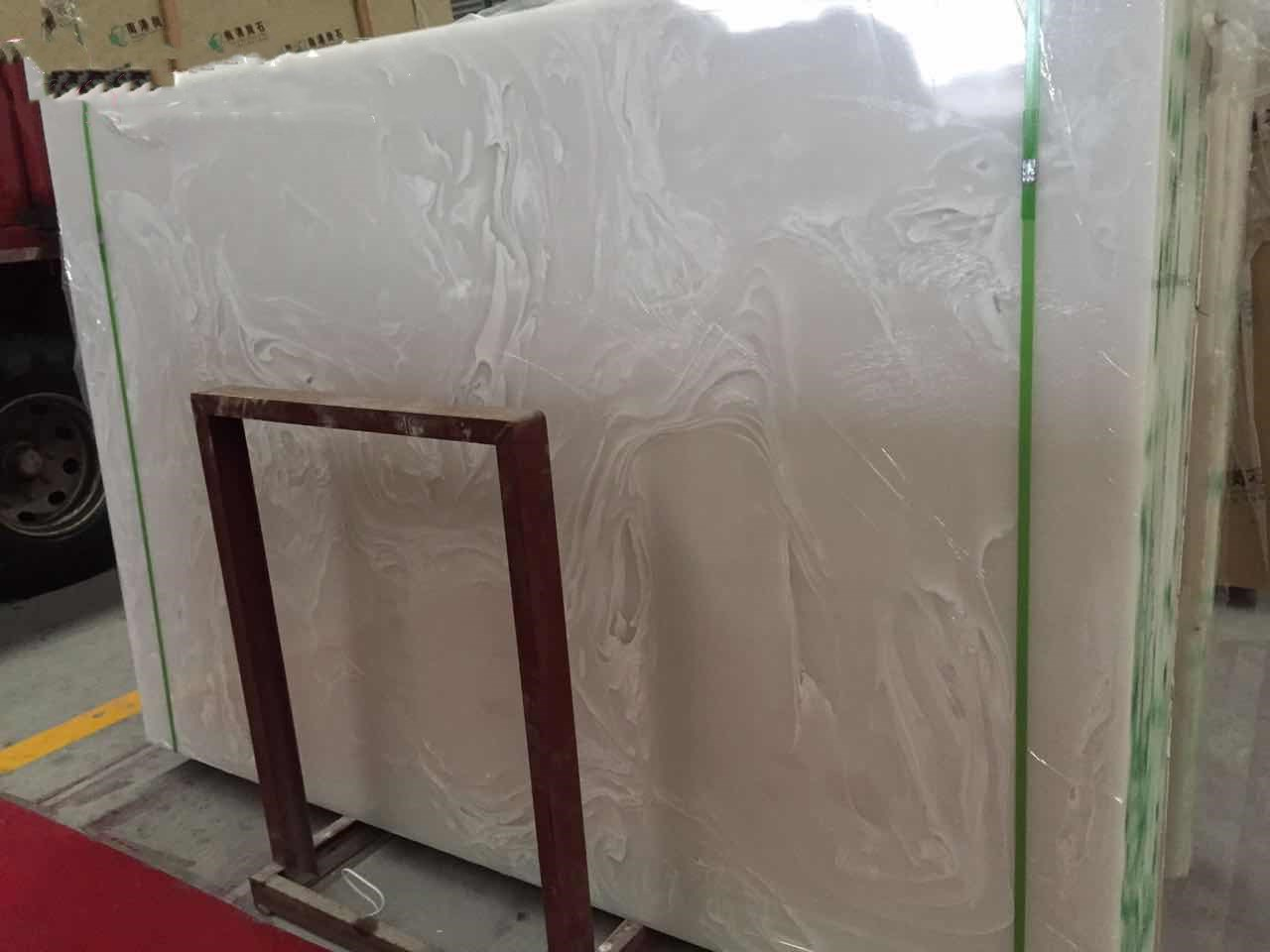 Whih ice artificial marble