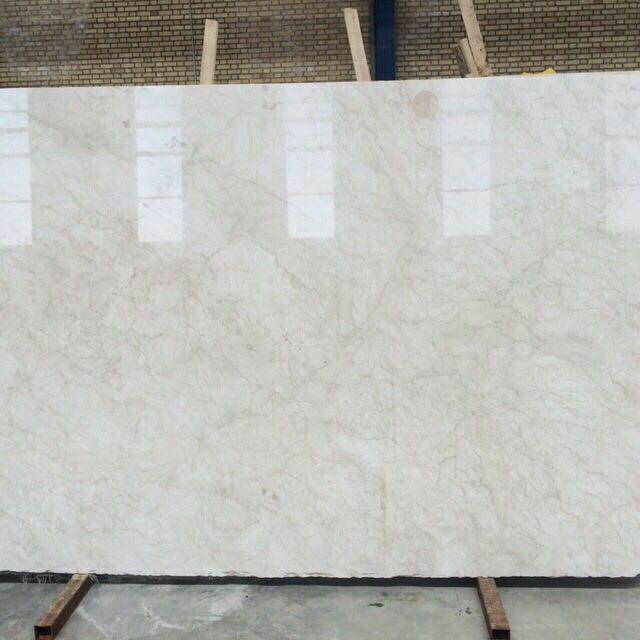 KSM White Marble Slab
