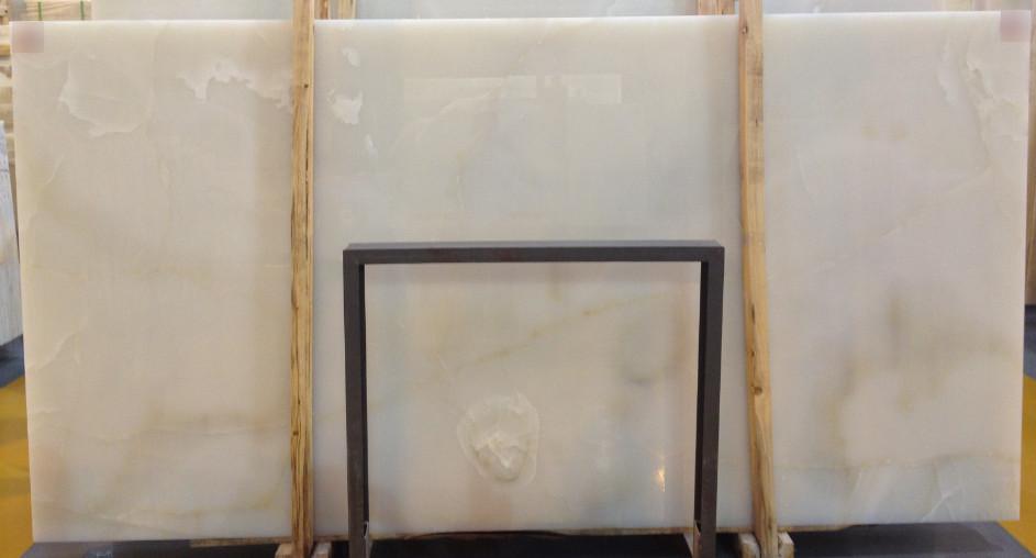 White Onyx Polished Onyx Slabs