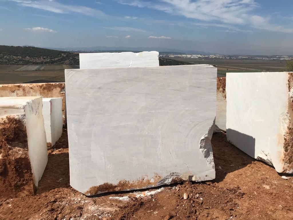 Signature White Blocks & Slabs