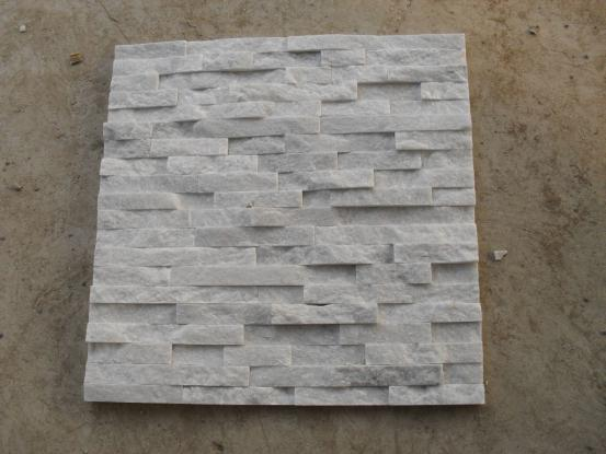 White Quartzite Culture Stone
