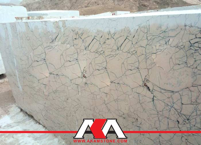 Beige Spider Marble Blocks