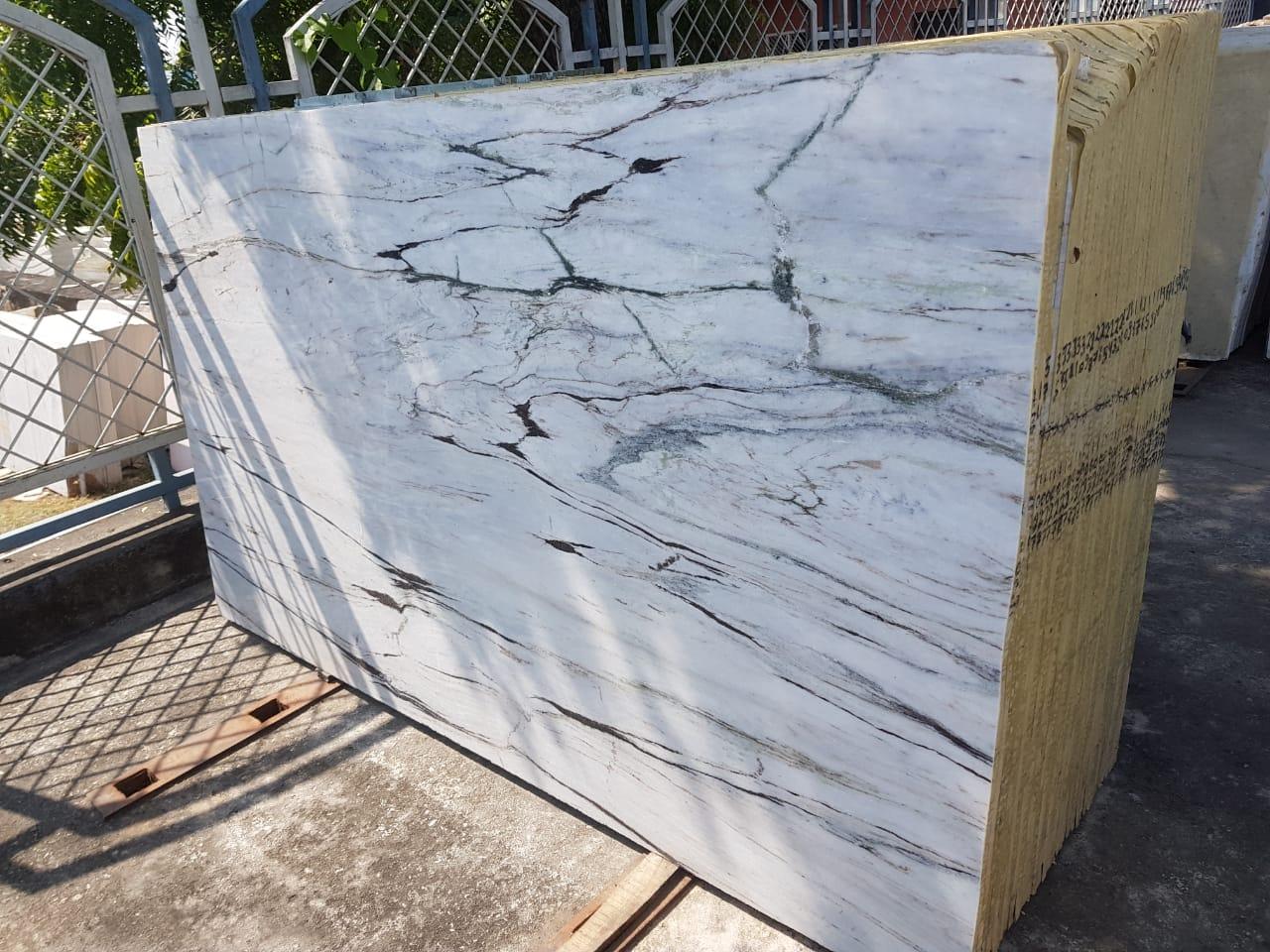 White Venetio Marble