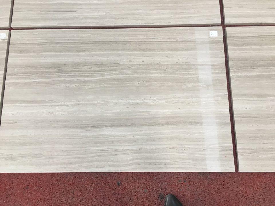 White Wooden Marble Tiles