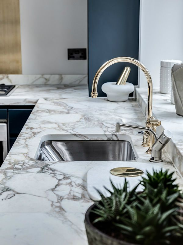 Calacatta Ducale Marble For Kitch Countertop