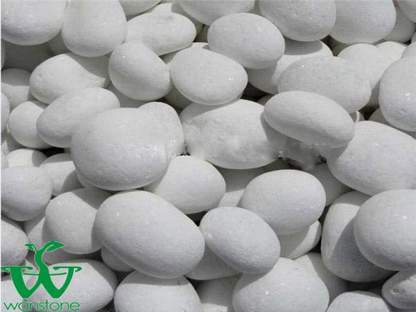 White cobblestone