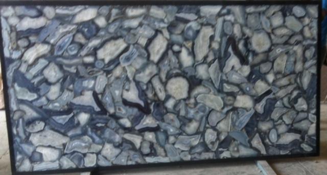 Wild Agate semiprecious slabs