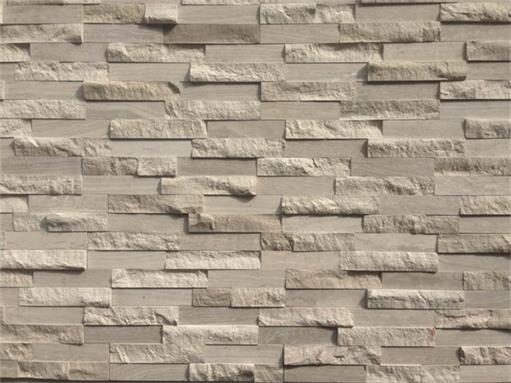 culture stone wooden white