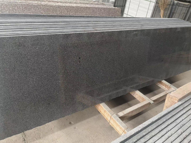New G654 half slab