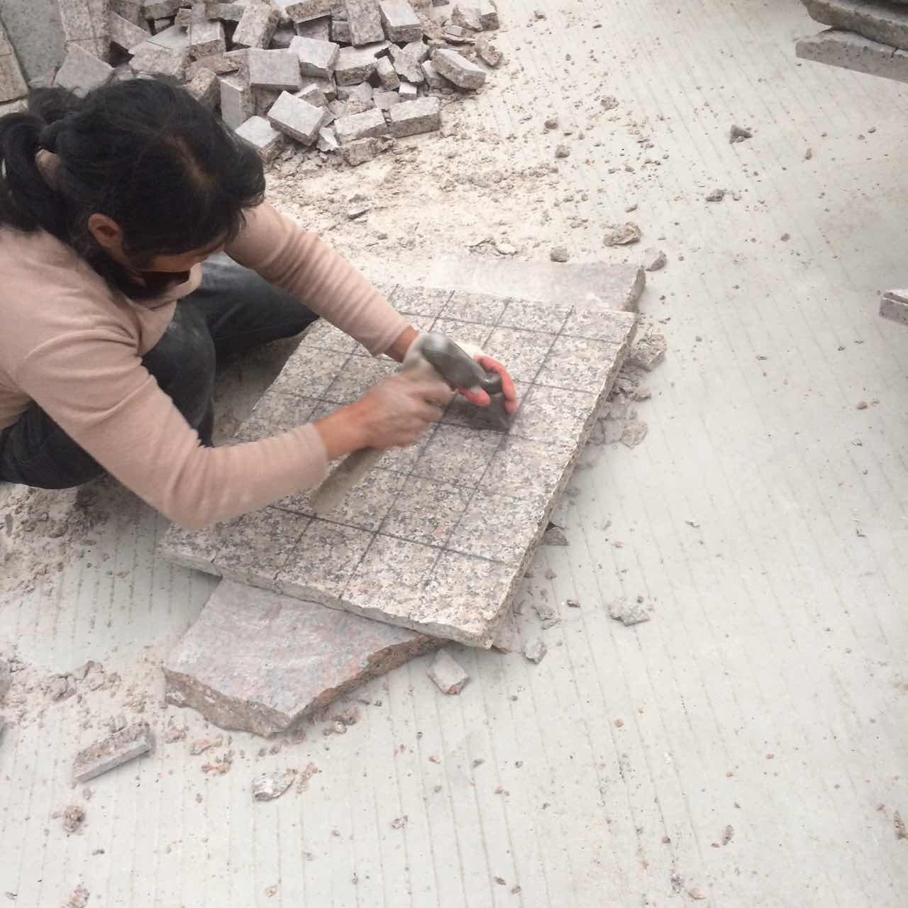 paving stone g562 Granite
