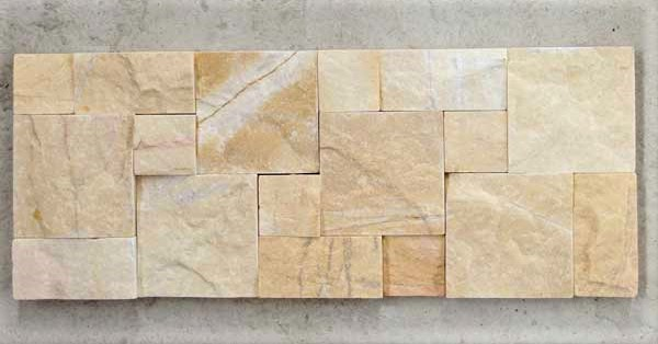 Yellow Marble - Cultured Wall Panels