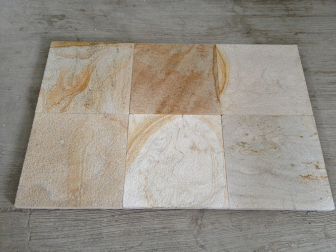 Indonesia Yellow Sandstone Floor Tiles Yellow Sandstone Tiles & Slabs