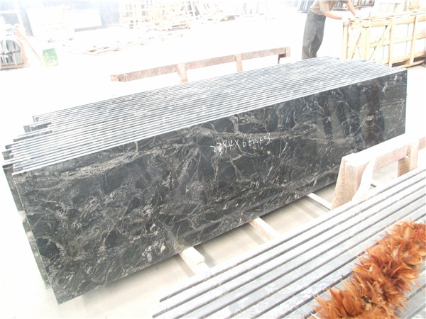 Yokogawa black granite