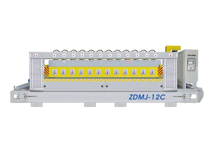 ZDMJ 12C Granite Automatic Polishing Machine For Slat