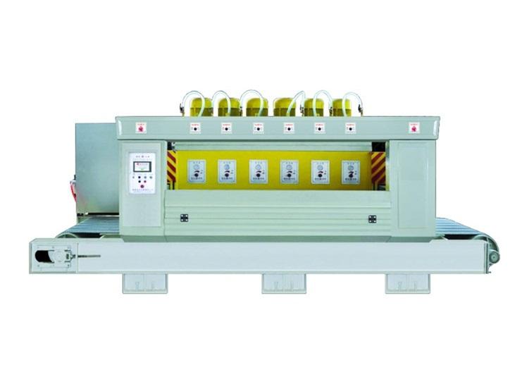 ZDMJ 6C Granite Automatic Polishing Machine For Slat