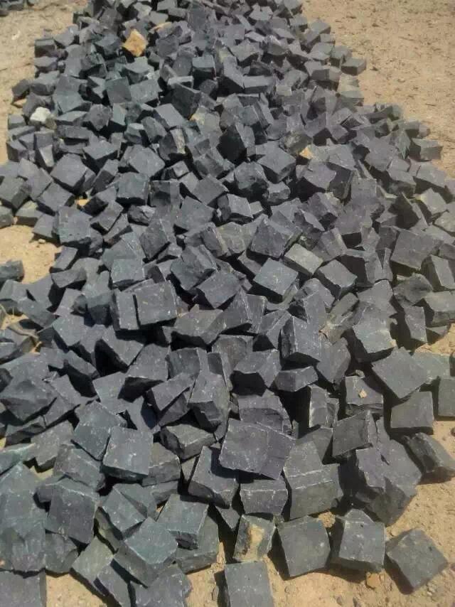 Zp black granite