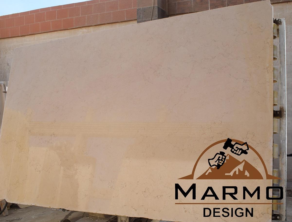 Zafarana Marble Egypt Beige Marble Slabs