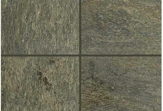 Indian Quartzite Zeera Green Slate Tiles