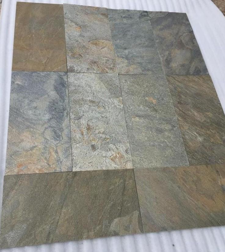 Zeera Green - Natural - 600x300 Tiles