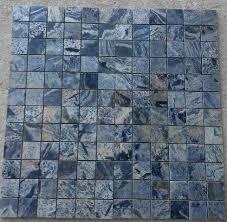 Zeera Green Slate Stone Mosaic Tiles