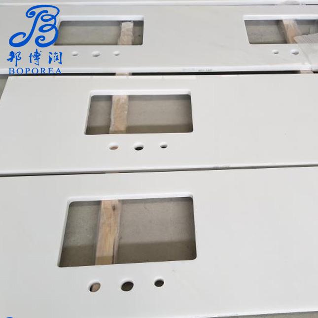 Low price custom cut karara marble slabs for table top and countertop