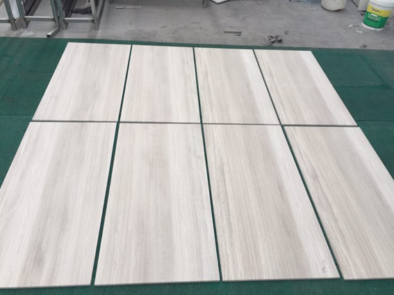 Wooden White Marble Tile Haisa Light Marble Tile