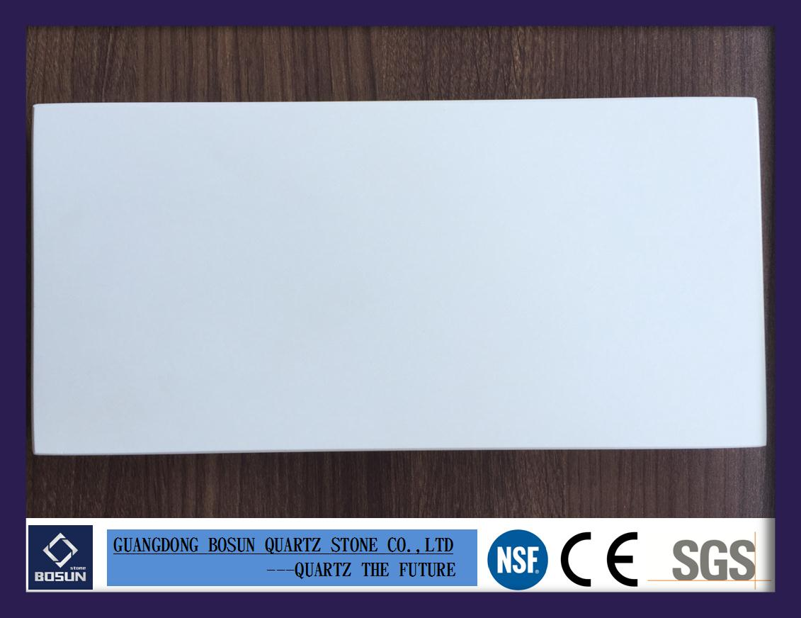 Quartz Stone BS1000 from Guangdong Bosun Quartz Stone Co. Ltd Polished Slabs & Tiles Engineered Stone