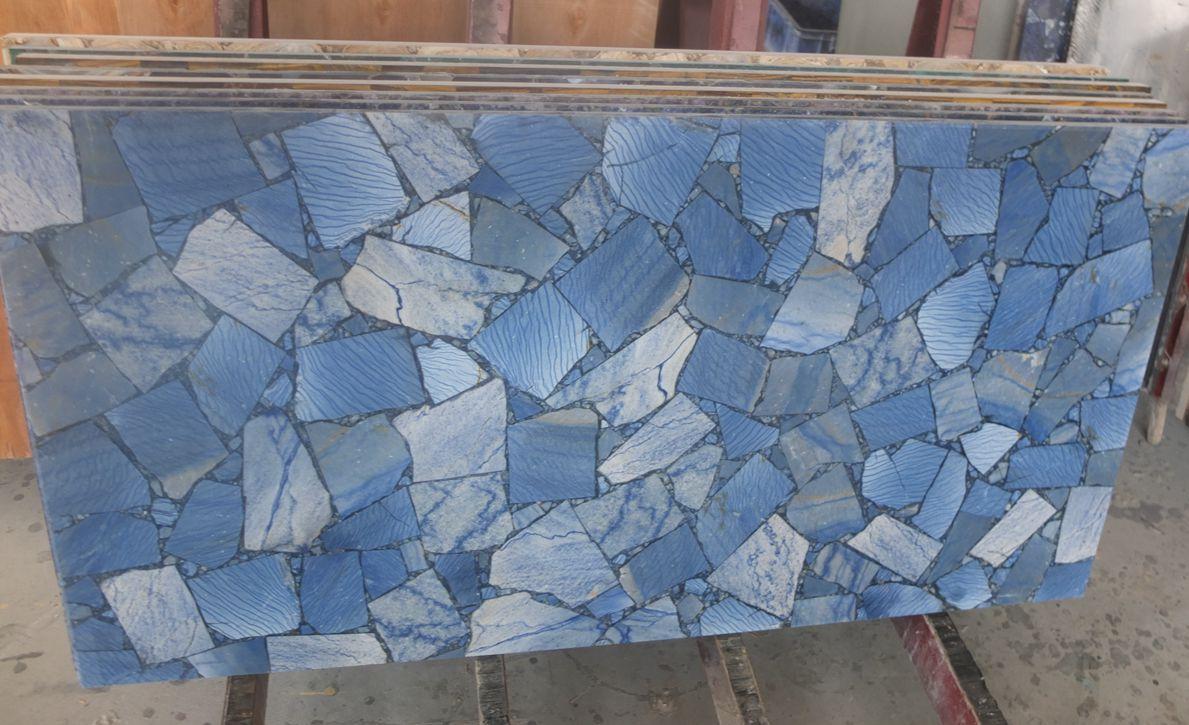 Semi Precious slabs