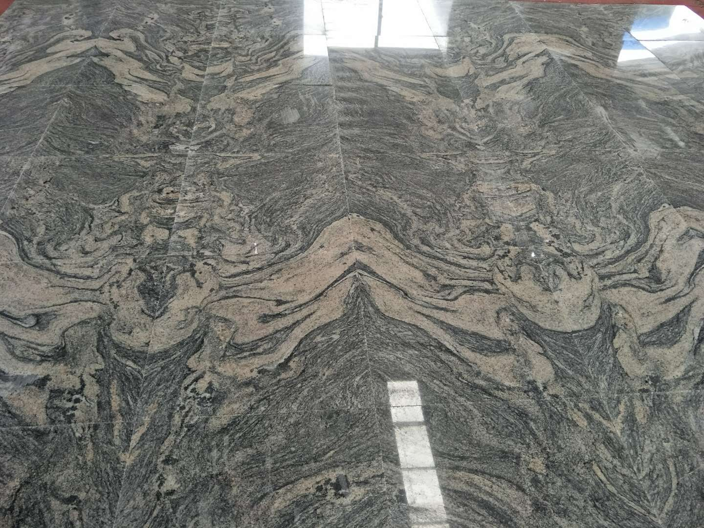 Big juparana granite from Africa