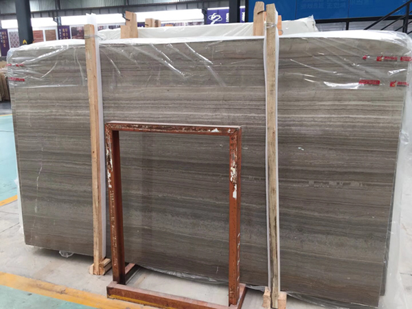 Coffee Wood Marble  Haisa Dark  Brown Serpeggiante