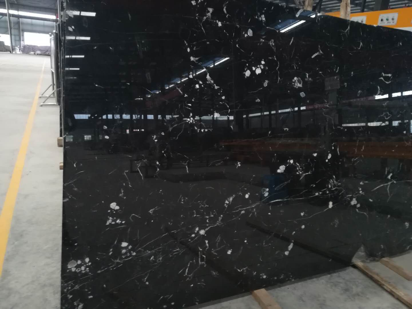 Nero Marquina Marble Chinese Black Marble Slabs