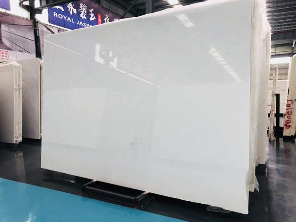 Royal White Marble Pure White Marble Han White Jade Marble Tiles Slabs