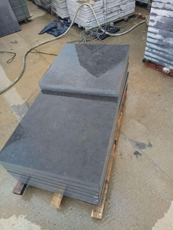 Black Basalt Polished Stone Tiles