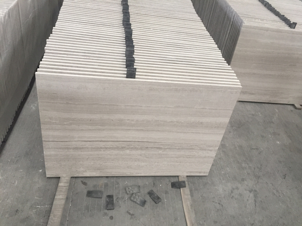 White Wood Marble Wooden White Haisa Light Tile