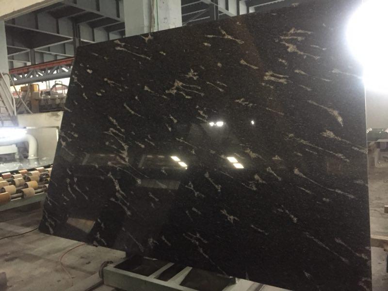 1.8cm juparana gold granite