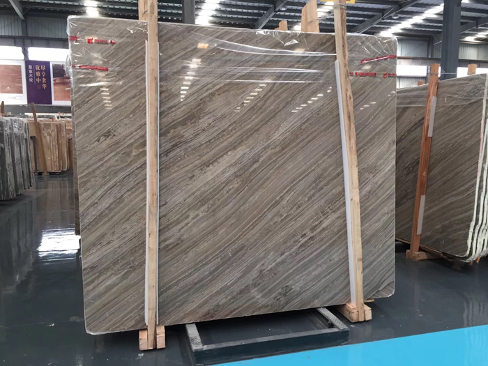 Kylin Wood Marble  Brown Wood Vein Marble