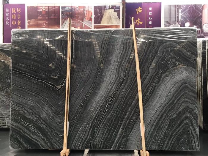 Kenya Marble  Zebra Black Marble Slab