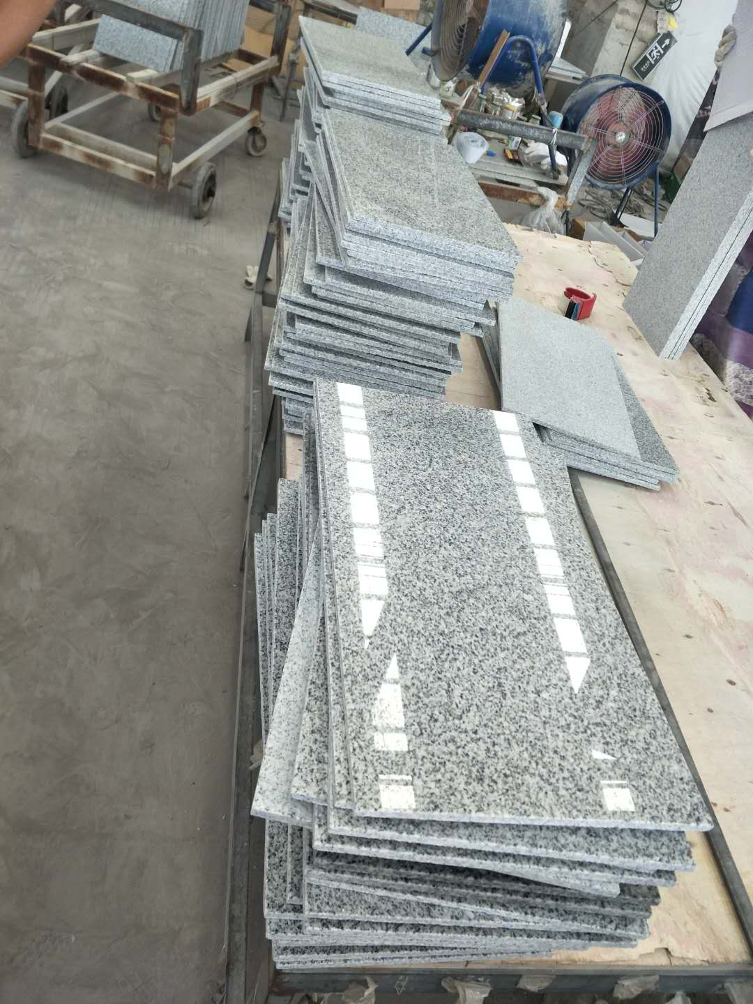 Granite G603 Padang Tile