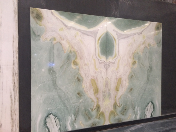 Dreaming Green Marble  Mint Green Marble